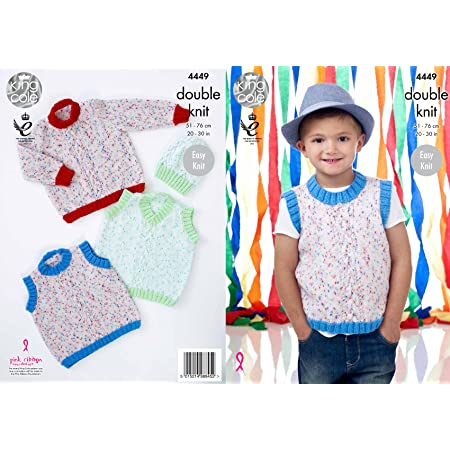 boys sweater and hat