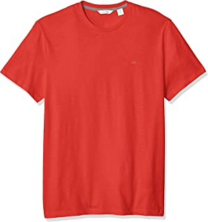 Calvin Klein Men's Short Sleeve Crew Neck T-Shirt