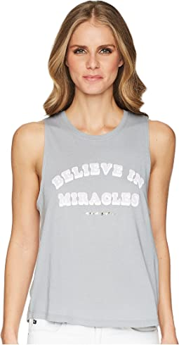 Believe Miracles Tank Top