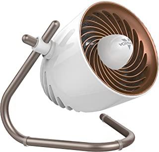 XIAOF-FEN Small Fan Mini Hanging Clip Fan Mute Rechargeable USB Powerful Wind Bedroom Dormitory Bedside USB Fan Color : Pink