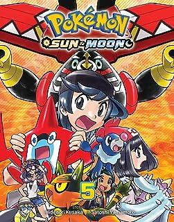 Pokémon: Sun & Moon, Vol. 5