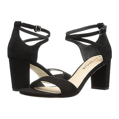 Via Spiga Wendi (Black Suede) High Heels