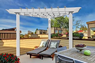 Best corner garden pergola Reviews