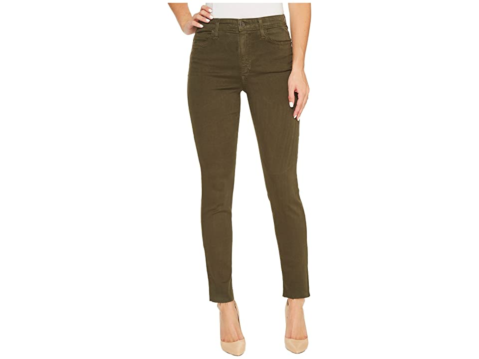 Joe's Jeans Charlie Ankle in Forest (Forest) Women's Jeans