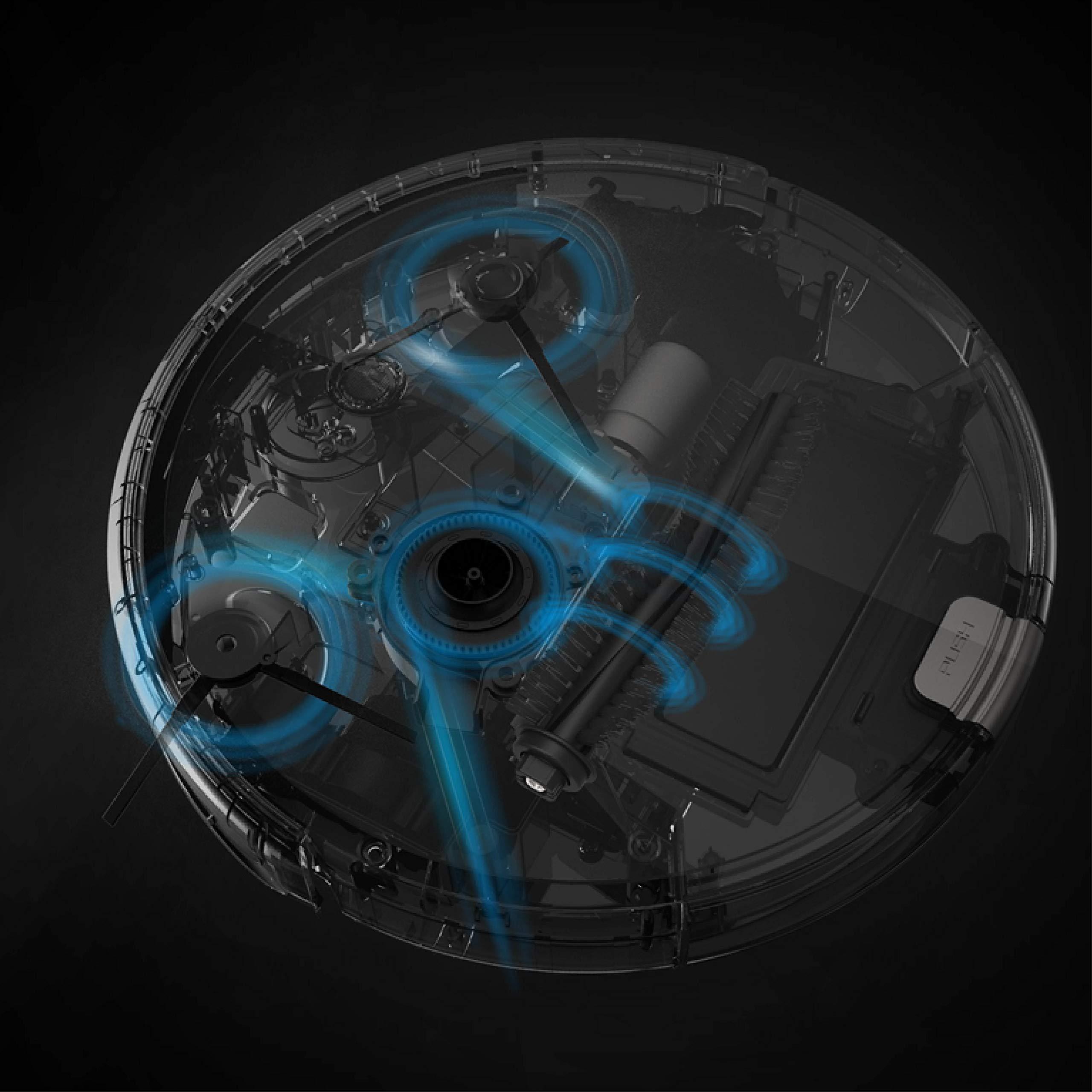 Zaco A6 - Robot Aspirador con Sistema de Limpieza Cyclonepower con ...