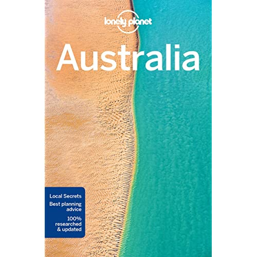 Lonely Planet Australia (Country Guide)