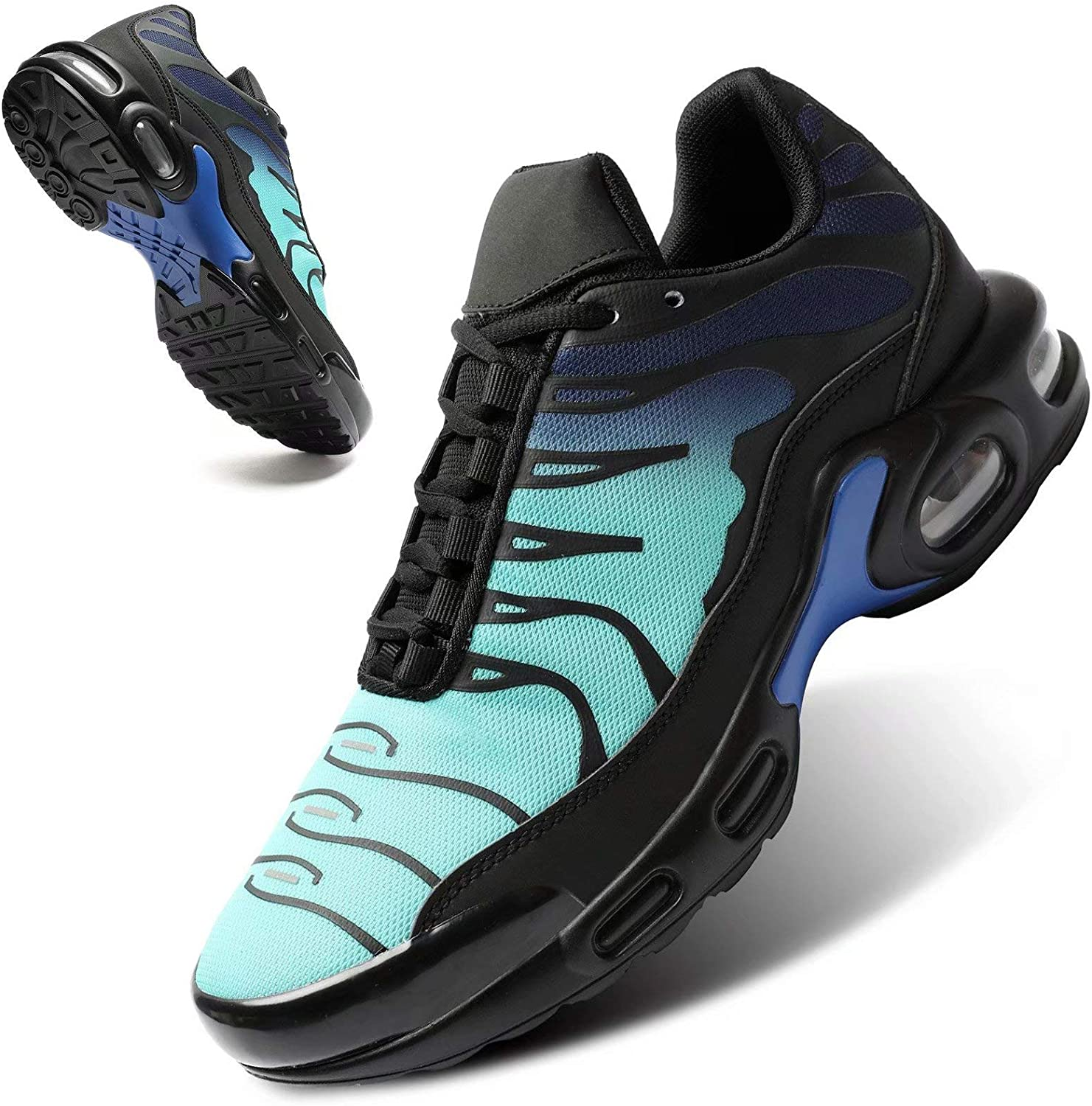 Mevlzz Men's Running Shoes Air Low Basketball for Men Now on sale New product!! Top