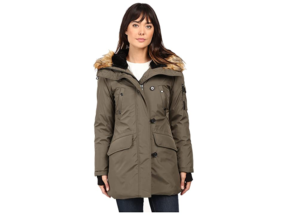 S13 Eskimo Parka (Army) Women's Coat