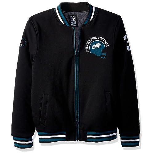 c10dcc86 Philadelphia Eagles Jacket: Amazon.com