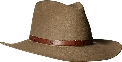 Stetson Men's 5X Catera Fur Felt Cowboy Hat - Ctra-403212 Bark