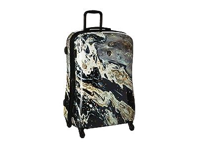 Heys America Nero 30 Spinner (Black/White) Luggage