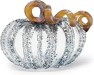 Luke Adams Glass Squat Pumpkin (Happily Ever After)