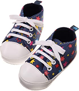 First Walkers Newborn Baby Girl Shoes First Walkers Lovely Sneakers Infant Kids Girls Floral Leopard Toddler Baby Shoes 0-18 Months Baby Shoes