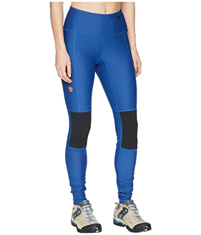 Fjallraven Abisko Trek Tights (Deep Blue) Women