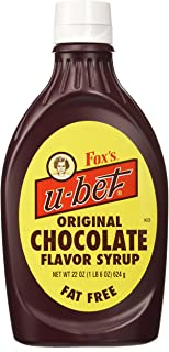 Best ubets chocolate syrup Reviews