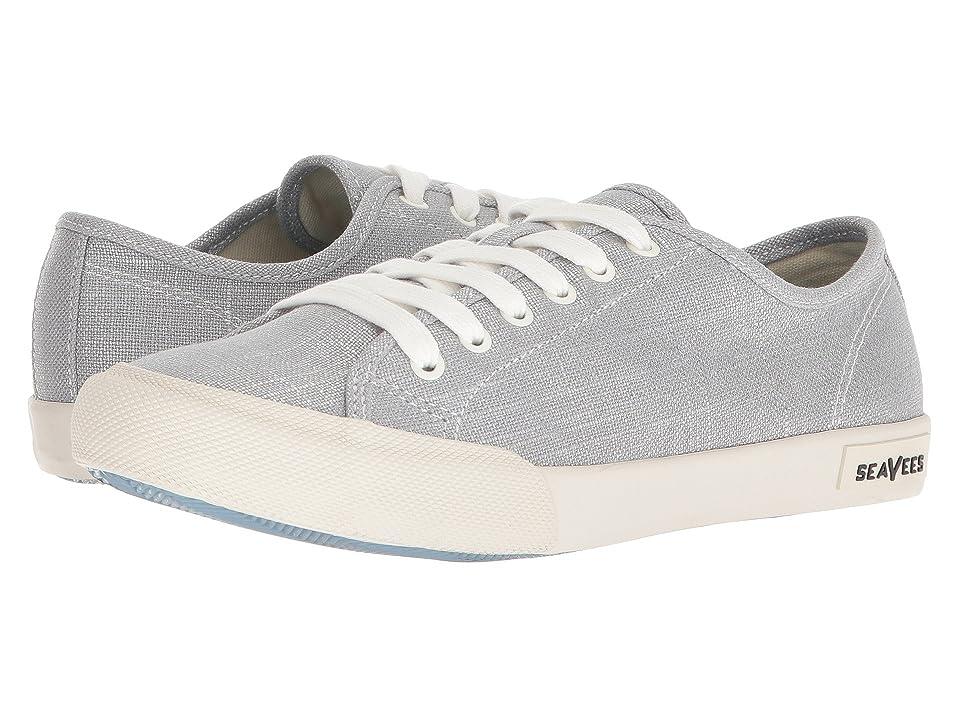 SeaVees Monterey Sneaker Metallic (Silver) Women