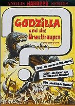 Godzilla und die Urweltraupen - Cover B - Kleine Hardbox limitiert auf 166 Stück [Alemania] [DVD]