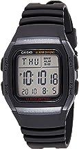Relogio Masculino Casio Digital Standard W-96H-1Bvdf - Preto