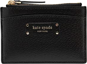 Kate Spade New York Jeanne Small Zip Card Holder Black
