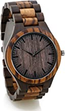 product image for Personalized Engraved Wooden Watch Custom Wood Watch Fathers Day Gift Groomsman Gift Anniversary Wedding Gift Engraved All Natural Wood- Gift Box Included