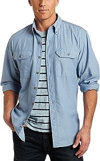 دکمه چمبرای مردانه فورت سبک چمبر مردانه Carhartt Relaxed Fit LS Shirt S202
