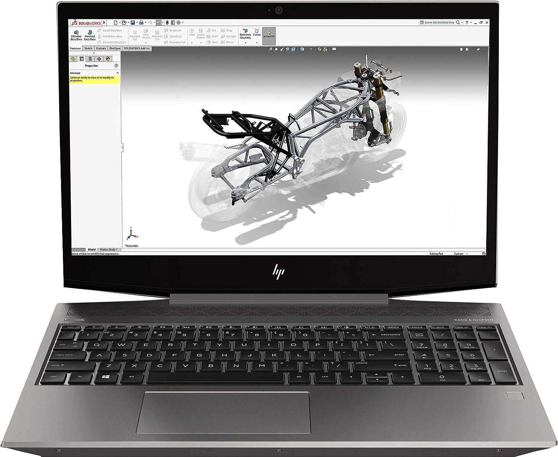 Meilleur poste de travail HP : HP Zbook 15v G5