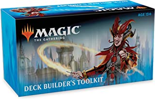 Magic: The Gathering Ravnica Allegiance Deck Builder's Toolkit | 4 Booster Packs | 125 Cards