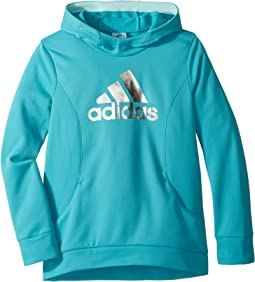 adidas Kids - Performance Hooded Sweatshirt (Big Kids)