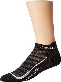 Icebreaker - Run + Ultra Light Micro 1-Pair Pack
