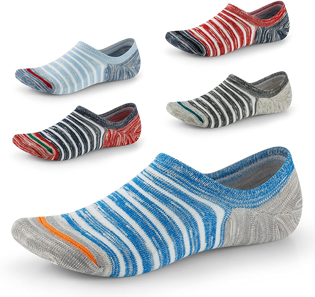No Show Socks Sales of SALE items from new works for MenWomen-Low Non Grip-Invisible Cut Max 50% OFF with Slip