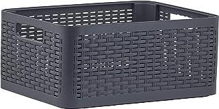 Palm Luxe 20 QT. Storage Box (Gray)