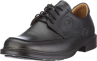 Jomos Strada 1 204203 23 - Zapatos de Cordones de Cuero para Hombre