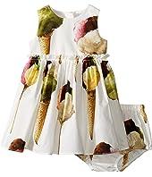 Dolce & Gabbana Kids - Gelato Poplin Dress (Infant)