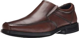 Dockers Mens Park Leather Dress Loafer Shoe Black