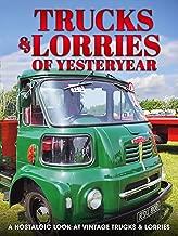vintage trucks of yesteryear