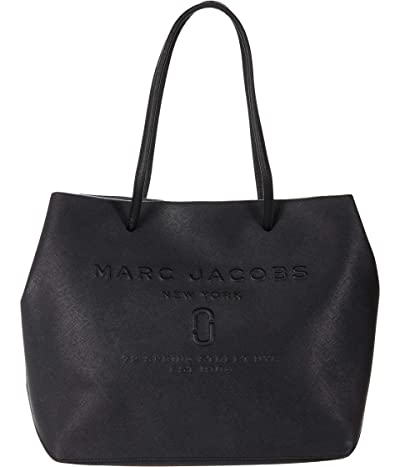 Marc Jacobs East/West Tote (Black) Handbags