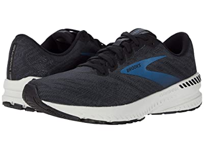 Brooks Ravenna 11 (Ebony/Black/Stellar) Men