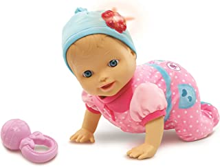 Vtech 80-190123 Crawl with Me Baby Little Love (in Dutch), Pink