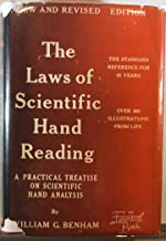 The Laws of Scientific Hand Reading 1900 Copyright