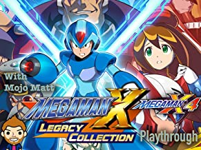 Mega Man X Legacy Collection Mega Man X4 Playthrough With Mojo Matt