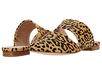 Matisse Berlin (Tan Leopard Cowhair) Women