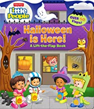 Fisher-Price Little People: Halloween is Here! (Fisher Price Lift-the-Flap)