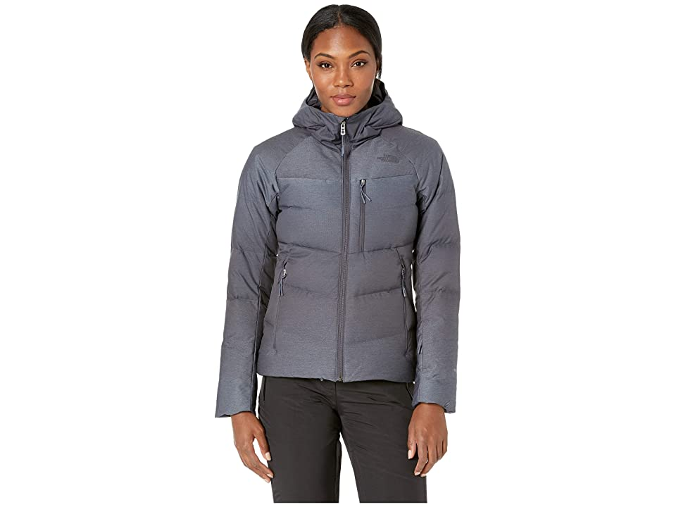 The North Face Heavenly Down Jacket (Grisaille Grey) Women