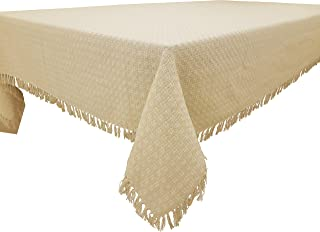 Parent Group Table Cloth (60X120 Inch) White