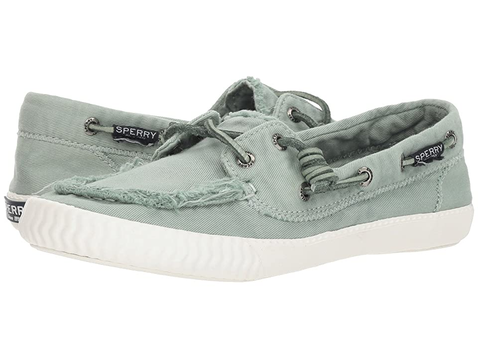 Sperry Sayel Away Washed (Mint) Women