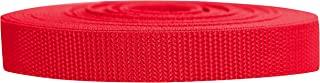 Strapworks Heavyweight Polypropylene Webbing - Heavy Duty Poly Strapping for Outdoor DIY Gear Repair, 3/4 Inch