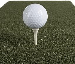 Real Feel Golf Mats Country Club Elite 3'x4' Premium Golf Practice Indoor Outdoor Use