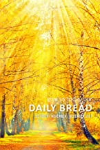 Daily Bread-October, November, December, 2017 (ubf daily bread)