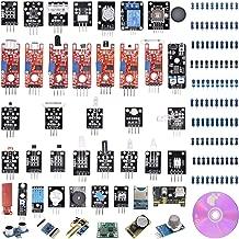 VKmaker T30 45-in-1 Sensors Modules Starter Kit for Arduino