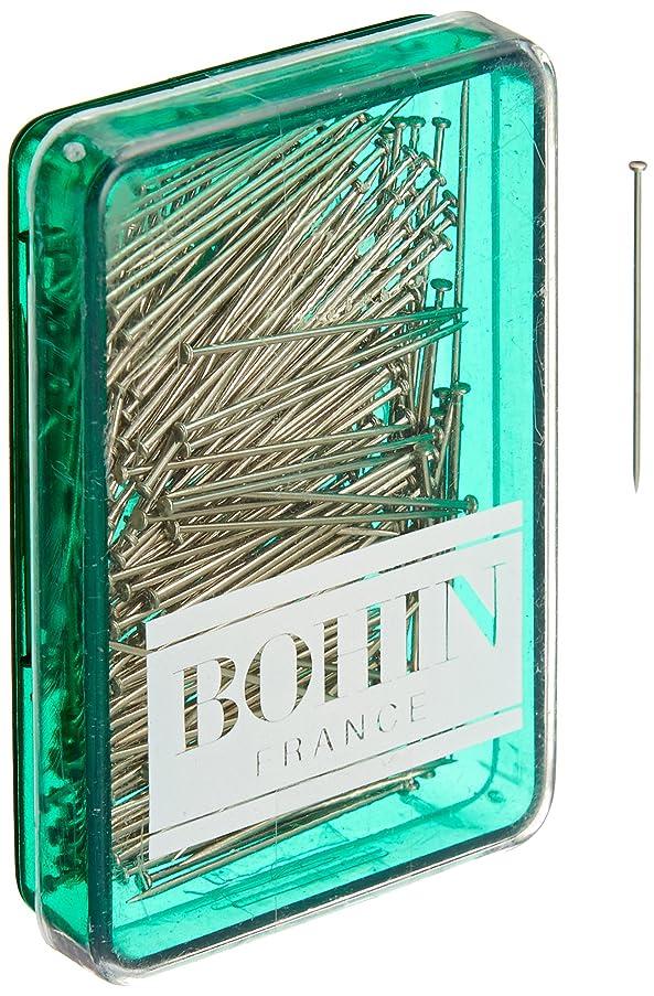 Bohin Silk Pin Size 1/16in 200ct, 17-1 16